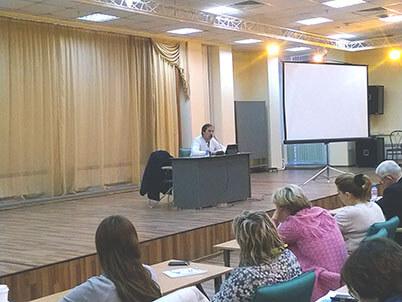 Семинара АКАТО в Санкт-Петербурге