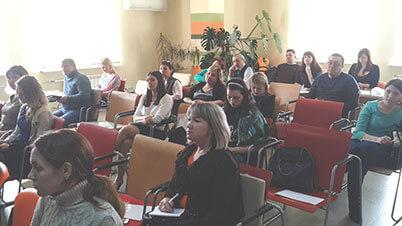 Участники семинара АКАТО в Тюмени