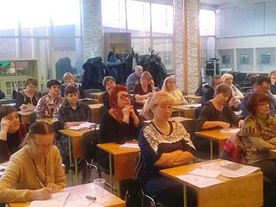Участники семинара АКАТО в Барнауле