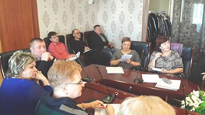 Участники семинара ЦДО «АКАТО» в Чите