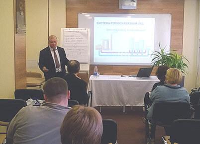 Участники технического семинара АКАТО в Великом Новгороде