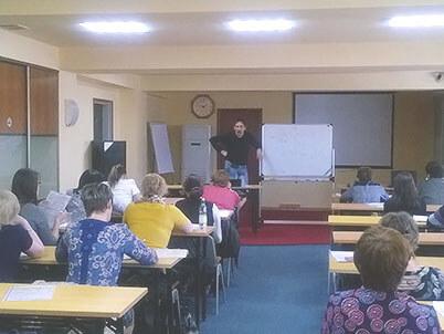 Участники семинара АКАТО в Южно-Сахалинске