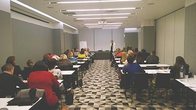 Участники семинара АКАТО в Мурманске