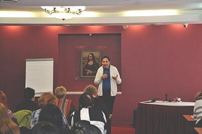 Участники семинара АКАТО во Владивостоке