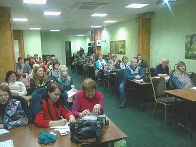 Участники семинара АКАТО в Ростове-на-Дону