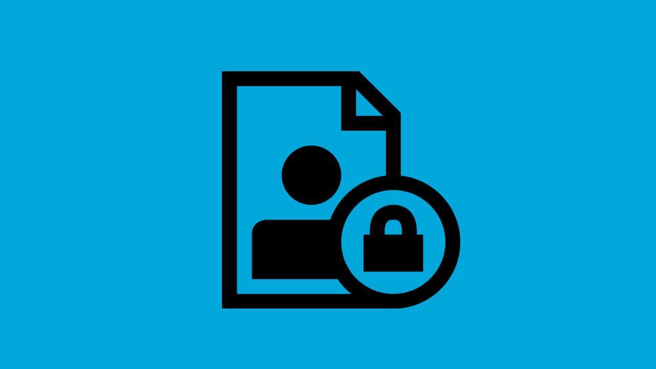 Персональные данные. Федеральный закон от 07.02.2017 № 13-ФЗ