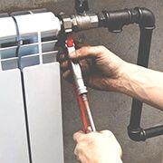 Отопление при демонтаже радиатора