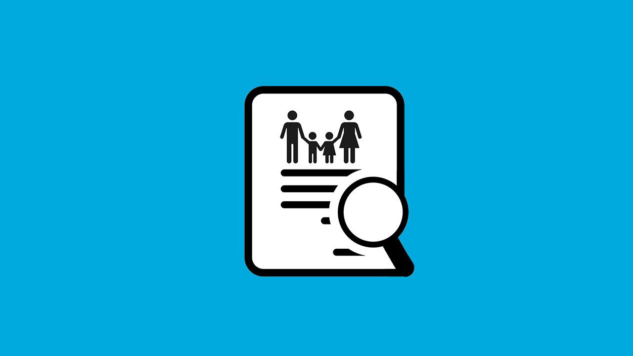 Справки о составе семьи